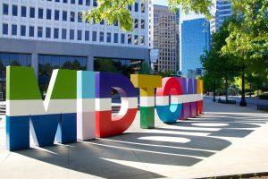 Midtown Atlanta Signage